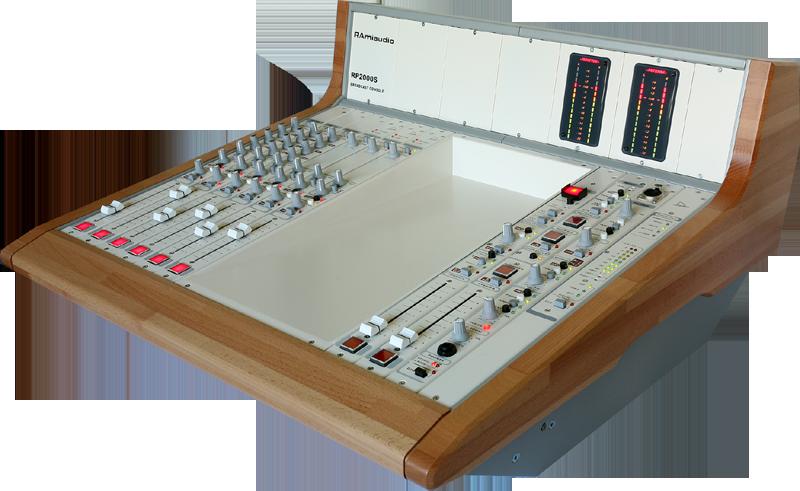 table de mixage modulaire
